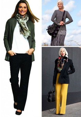 Pretty Styles Ideas For 50 Year Old Woman13