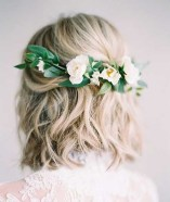 Rustic Hairstyle Ideas For Wedding01