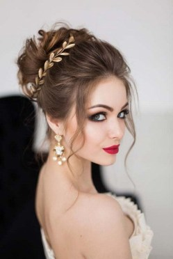 Rustic Hairstyle Ideas For Wedding06