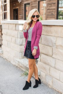 Affordable Women Outfit Ideas For Summer With Sweaters23