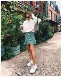 Charming Sneakers Shoes Ideas For Street Style 201906