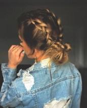 Cute Hair Styles Ideas For School01