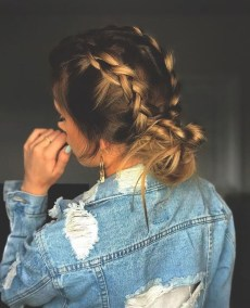 Cute Hair Styles Ideas For School01