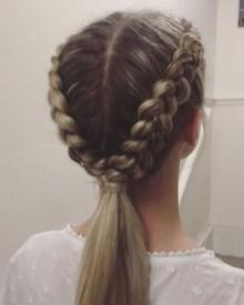 Cute Hair Styles Ideas For School12