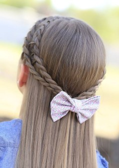 Cute Hair Styles Ideas For School27