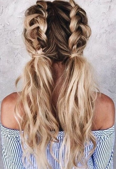 Cute Hair Styles Ideas For School34