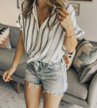 Cute Summer Outfits Ideas For Women You Must Try34