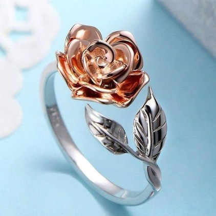Cute Womens Ring Jewelry Ideas For Valentines Day01