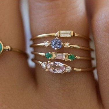 Cute Womens Ring Jewelry Ideas For Valentines Day08