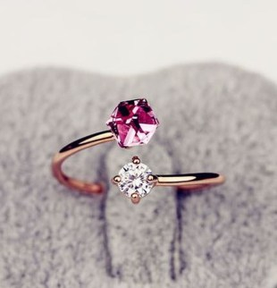 Cute Womens Ring Jewelry Ideas For Valentines Day22