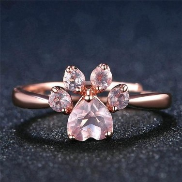 Cute Womens Ring Jewelry Ideas For Valentines Day23