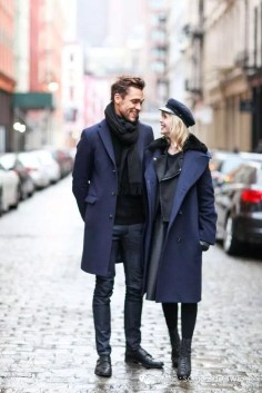 Elegant Winter Outfits Ideas For Men35