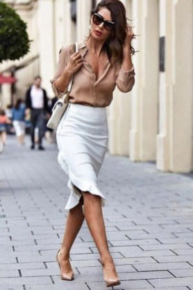 Fabulous Summer Work Outfits Ideas For Women17