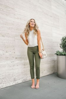 Fabulous Summer Work Outfits Ideas For Women20