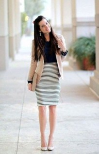 Fabulous Summer Work Outfits Ideas For Women40