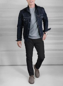 Flawless Men Black Jeans Ideas For Fall39