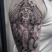 Gorgeous Arm Tattoo Design Ideas For Men That Looks Cool35