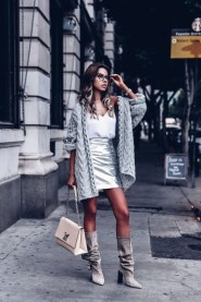 Gorgeous Summer Outfit Ideas With Cardigans For Women19