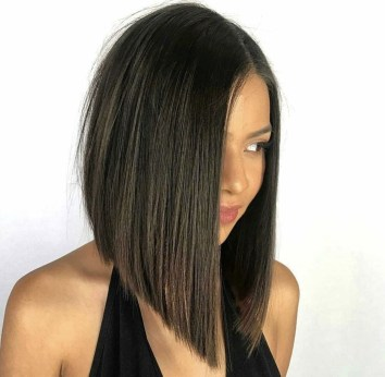 Hottest Bob And Lob Hairstyles Ideas For You10