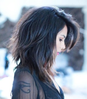 Hottest Bob And Lob Hairstyles Ideas For You19