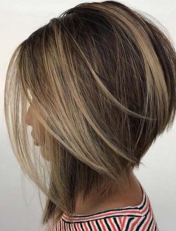 Hottest Bob And Lob Hairstyles Ideas For You29