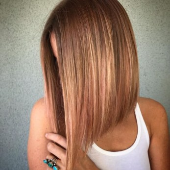 Hottest Bob And Lob Hairstyles Ideas For You34