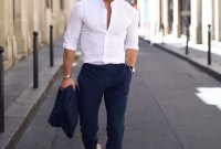Magnificient Men Fashion Ideas To Look Elegant14