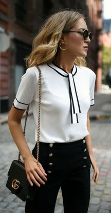 Modern Summer Outfits Ideas That You Can Try Nowadays22