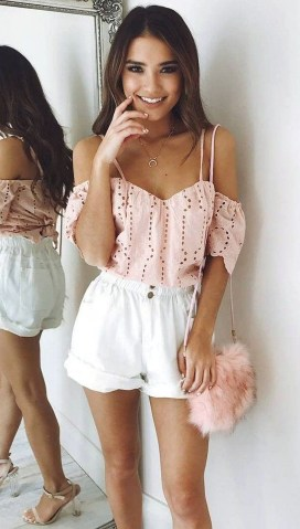 Modern Summer Outfits Ideas That You Can Try Nowadays31