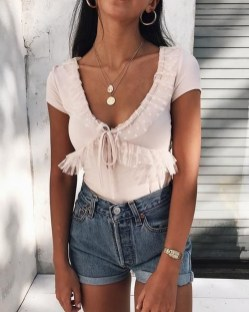 Modern Summer Outfits Ideas That You Can Try Nowadays45