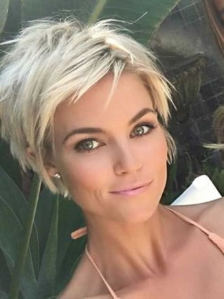 Newest Blonde Short Hair Styles Ideas For Females 201920