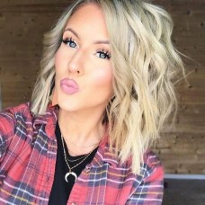 Newest Blonde Short Hair Styles Ideas For Females 201936