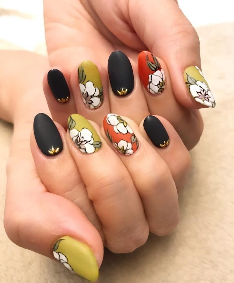 Popular Nail Art Designs Ideas For Summer 201901