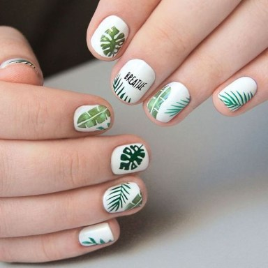 Popular Nail Art Designs Ideas For Summer 201911