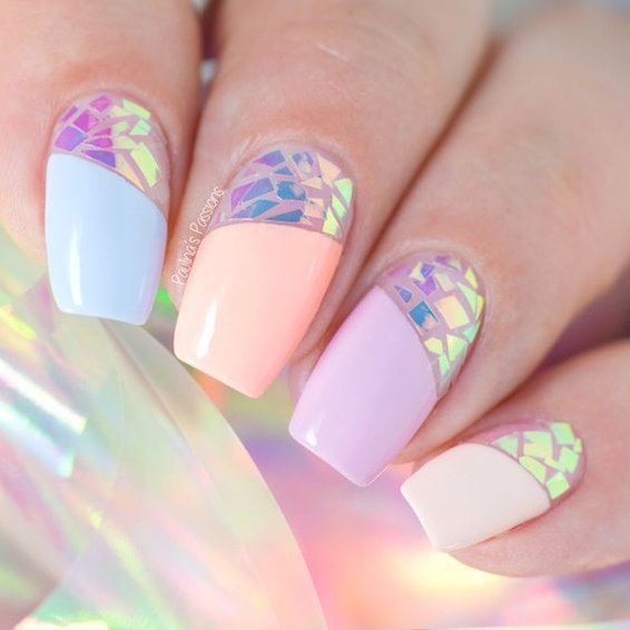 Popular Nail Art Designs Ideas For Summer 201943
