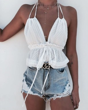 Pretty Summer Outfits Ideas That You Must Try Nowaday16