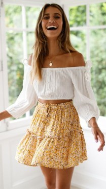 Pretty Summer Outfits Ideas That You Must Try Nowaday35