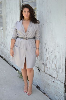 Trendy Plus Sized Style Ideas For Women06