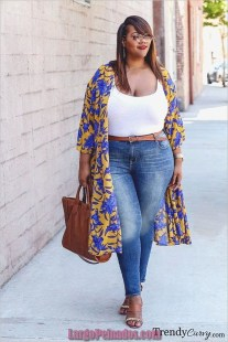 Trendy Plus Sized Style Ideas For Women18