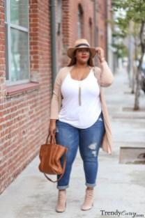 Trendy Plus Sized Style Ideas For Women31