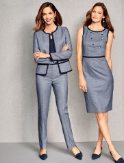 Unique Office Outfits Ideas For Career Women10