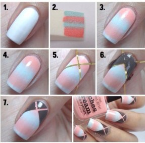 Astonishing Nail Art Tutorials Ideas Just For You04