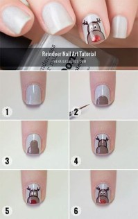 Astonishing Nail Art Tutorials Ideas Just For You46