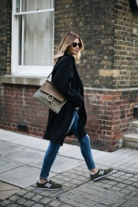 Attractive Sneakers Outfit Ideas For Fall And Winter31