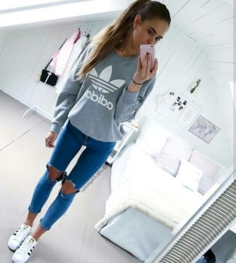 Charming Outfit Ideas That Perfect For Fall To Try09
