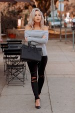 Charming Outfit Ideas That Perfect For Fall To Try31