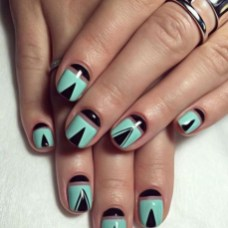 Cozy Aztec Nail Art Designs Ideas You Will Love To Copy07