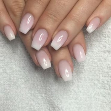 Cute French Manicure Designs Ideas To Try This Season10