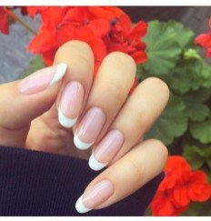 Cute French Manicure Designs Ideas To Try This Season20