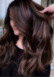 Elegant Brunette Hairstyles Ideas For Lovely Women13